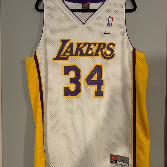 Other - Nike Lakers Shaq Jersey